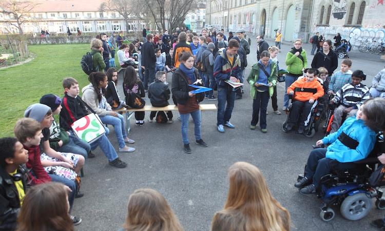 Im März 2012 fanden zwei Spieltage in der Stadt Zürich statt.